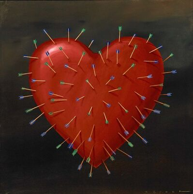 Robert Deyber, 'Love Hurts', 2018