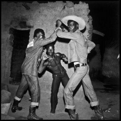 Sanlé Sory, 'Les Trois Cowboys de la Brousse', 1971
