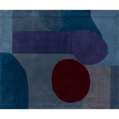 Paul Klee, 'Bleu rouge', 1940