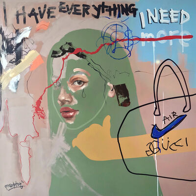 Preston Paperboy, 'I Have Everything I Need', 2019