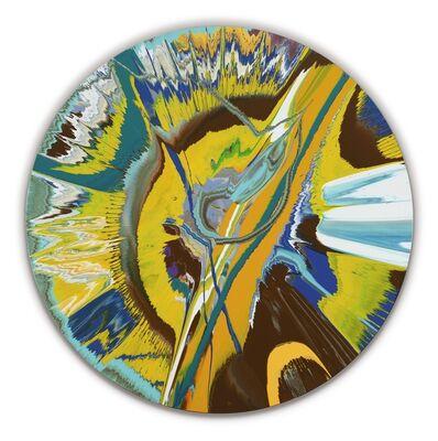 Damien Hirst, 'Beautiful Bum Runs Painting ', 2007