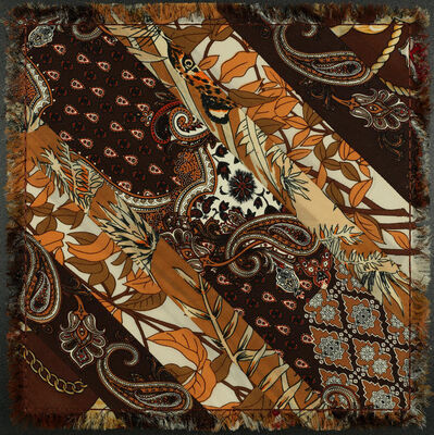 Stephen Wilson, 'Luxury Quilt Study IV', 2019