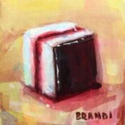 Brandi Milne, 'Candy Studies', 2019