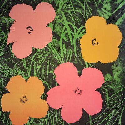 Andy Warhol, 'Flowers  F&S II.6', 1964