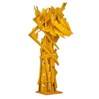 "Albert Paley, 'Six-foot sculpture, ""Evanesce,"" Rochester, NY', 2010"