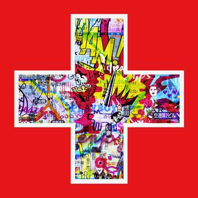 Christophe CATELAIN, 'In Switzerland VS Fire', 2017