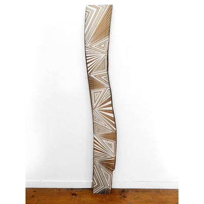 Jason Middlebrook, 'Taken from the Savana River (double sided)', 2015
