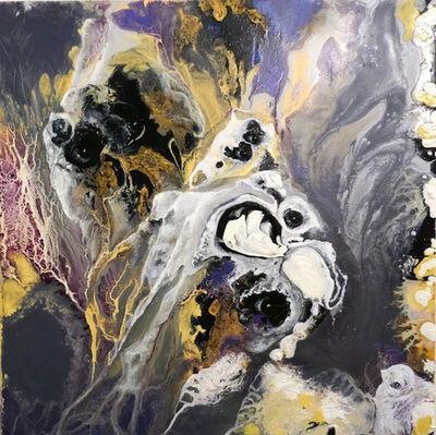 Lionel Sabatte, 'Bouquet', 2017