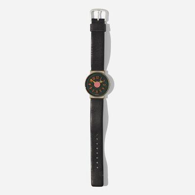 Ettore Sottsass, 'Sottsass Collection wristwatch, model STBD007', c. 1993