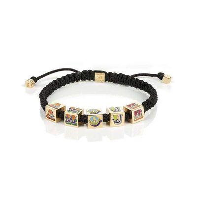 Ben Eine, 'Ben Eine AMOUR 18 Karat Gold Bracelet', 2020