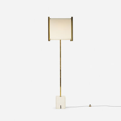 Ignazio Gardella, 'Rare floor lamp, model LP12 A', c. 1960