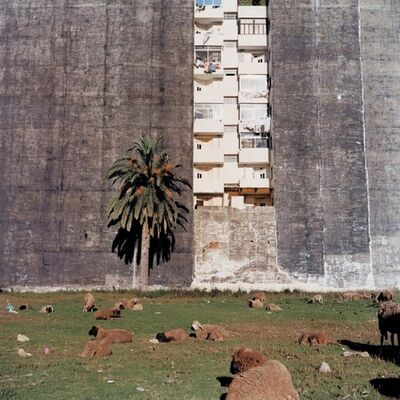 Yto Barrada, 'Vacant Plot, Tangier', 2001