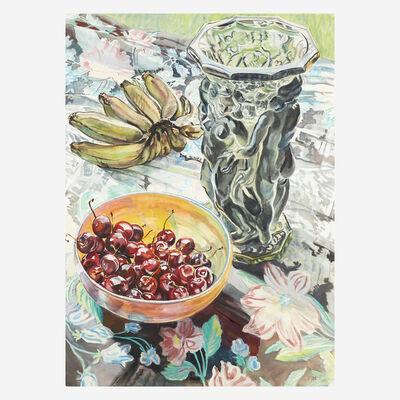 Janet Fish, 'Vase of Women', 1990