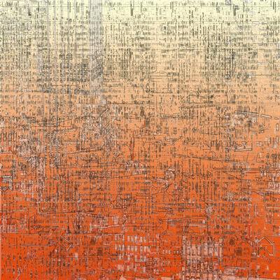 Shuli Sade, 'Data Square #1', 2014