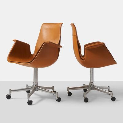 "Preben Fabricius, 'Pair of ""Bird"" Chairs', 20th Century"