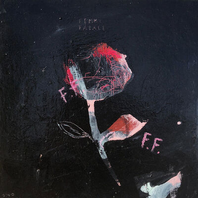 Gino Belassen, 'Femme Fatale', 2018