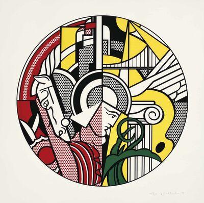 Roy Lichtenstein, 'The Solomon R. Guggenheim Museum Print', 1969