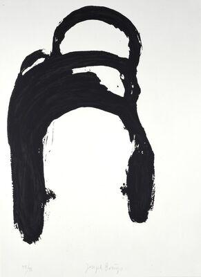 Joseph Beuys, 'Spur II (Blatt A)', 1977