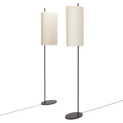 Arne Jacobsen, 'Pair of floor lamps', 1958