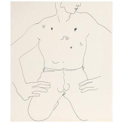 Andy Warhol, 'Tough Torso', 1955