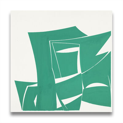 Joanne Freeman, 'Covers 24-Green B', 2015