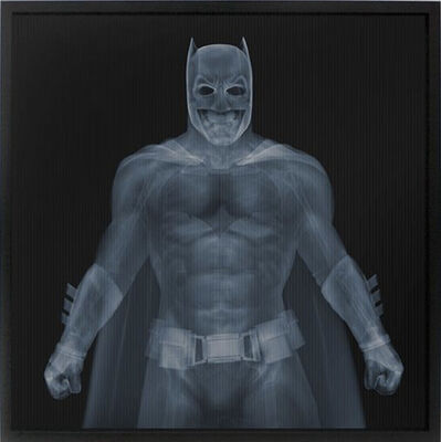 Nick Veasey, 'Batman vs Superman ', 2016