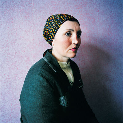 Michal Chelbin, 'Ira (Sentenced for Theft): Women's Prison', 2009