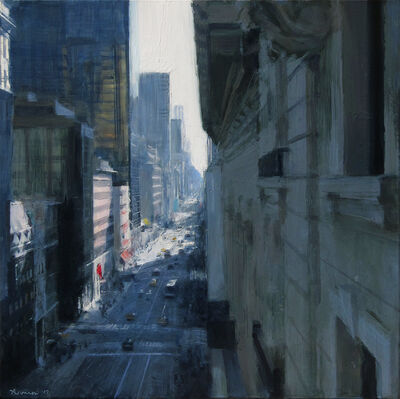 Ben Aronson, 'Afternoon Over Fifth', 2017