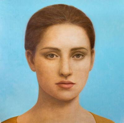 Alberto Gálvez, 'Azul Bellini II', 2019