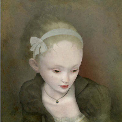 Ray Caesar, 'Study of L'etudiant (Figure)', 2020
