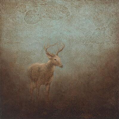 Susan Hall, 'The Softening Sky', 2014