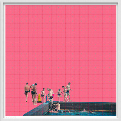 Mario Arroyave, 'Pool-Helsinki, ed. 1/3', 2020