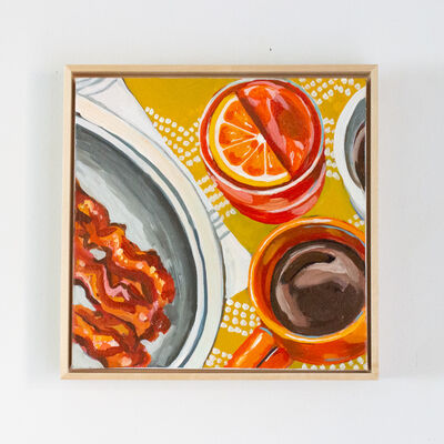 Rachael Nerney, 'Bacon for Two', 2020