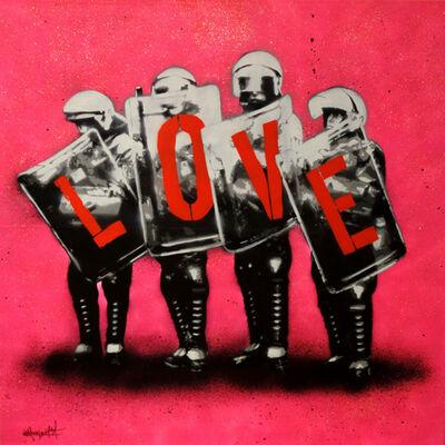 Martin Whatson, 'Love cops', 2014