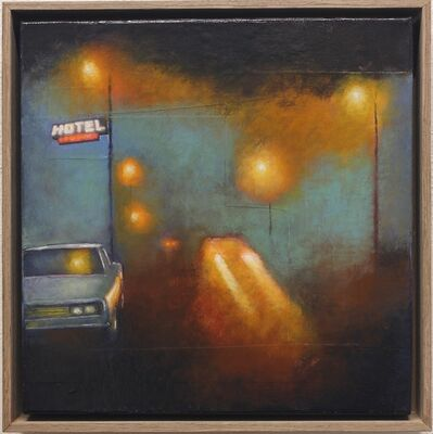 John Santucci, 'The Lonely Drive', 2018