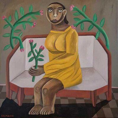 Salah Elmur, 'Art Deco Sofa', 2021