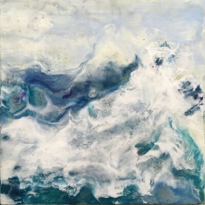 Charlotte Cooper, 'Southern Surf'