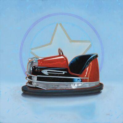 David Kammerzell, 'Auto Skooter', 2015