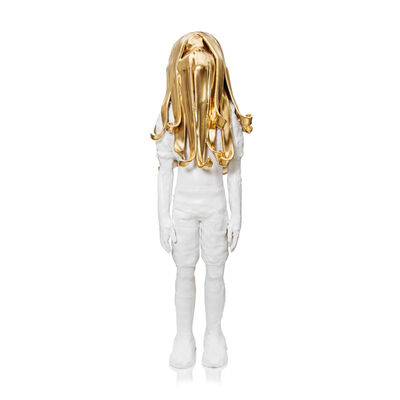 Kim Simonsson, 'Man With Golden Hair,', 2019