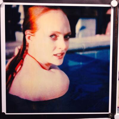 Stefanie Schneider, 'Daisy in Pool (Till Death do us Part)', 2005