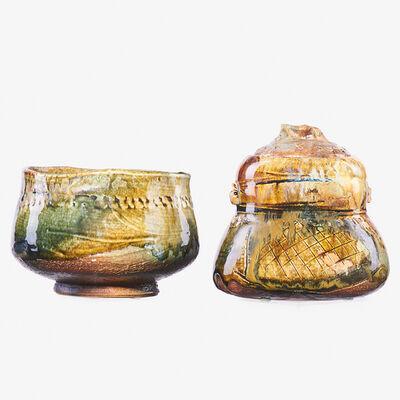 Don Reitz, 'Jar and bowl, Clarkdale, AZ', 1993