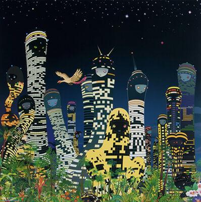 Chiho Aoshima, 'City Lights', 2005