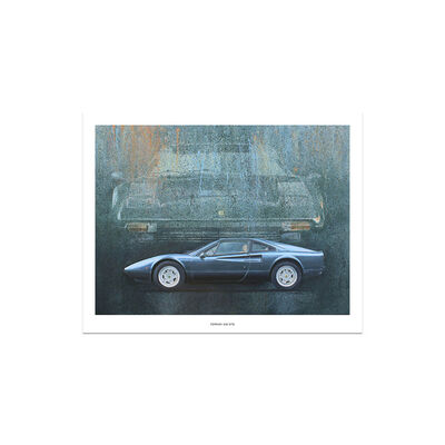 Simon Britnell, 'Ferrari 308 GTB | Automotive | Car', 2018