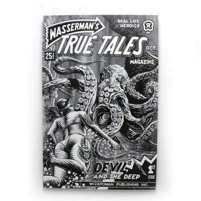 Jason Wasserman, 'True Tales', 2018