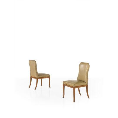 Terence Harold Robsjohn-Gibbings, 'Pair Of Chairs', 1930