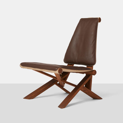 "Pierre Chapo, 'Pierre Chapo ""Dromadaire"" Lounge Chair', 1970"