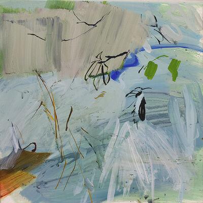Marie-Jo Daloz, 'Avec les nuages qui passent', 2018