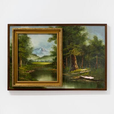 Douglas Scholes, 'Ubiquitous landscape with features', 2021