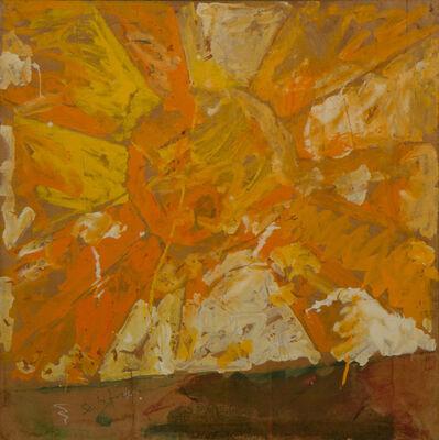 Mario Schifano, 'Carraro's Sun', 1970-1980