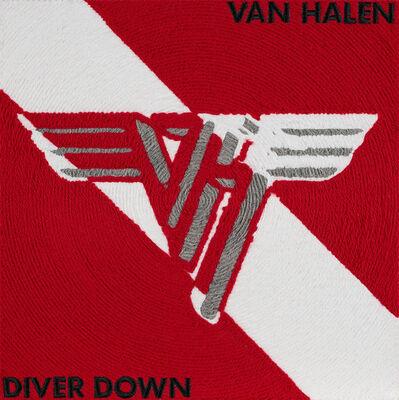 Stephen Wilson, 'Diver Down, Van Halen,', 2019